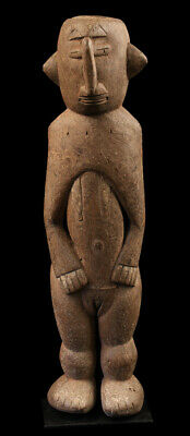 Tribal figure, ancestor statue, carving, oceanic art, papua new guinea