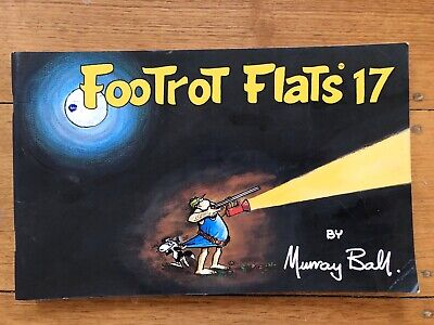 Footrot Flats # 17 - 1991 paperback comic book Murray Ball