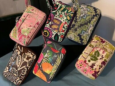 VERA BRADLEY All-In-One WRISTLET ~  6 Retired Patterns to Choose From~Ex.Pre-Own
