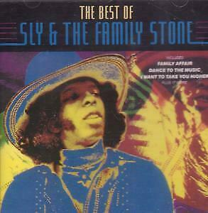 SLY AND THE FAMILY STONE Best Of CD 20 Track (4717582) EUROPE Epic 2001