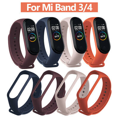 For Xiaomi Mi Band 4 3 Wristband Bracelet Watchband Band3  MiBand4 Wrist Strap~