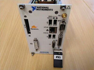 National Instruments NI PXI 8106 Controller