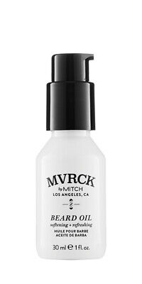 Paul Mitchell Mvrck by Mitch BEARD OIL SOFTENING • REFRESHING 1 oz