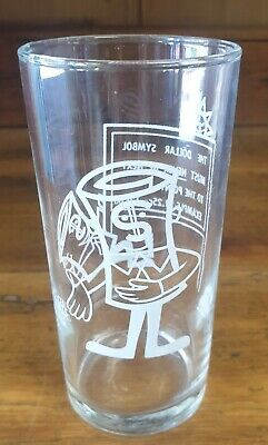 Vintage Introduction Of Decimal Currency Conversion Glass