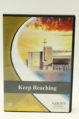 The Potter's House: Bishop T.D. Jakes Audio CD: Keep Reaching