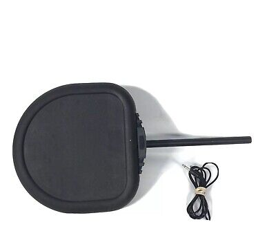 Ion Idm02 Single Electronic Drum Trigger Pad With Mount And Cable