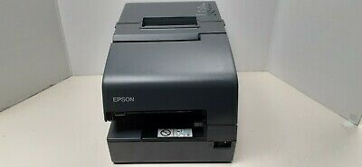 4x Ithaca 9000 Thermal Receipt Printer Parallel 9000-PL *UNTESTED *READ.