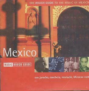 ROUGH GUIDE TO THE MUSIC OF MEXICO Various CD UK World Music Network 2002 20