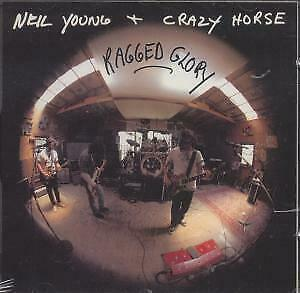NEIL YOUNG AND CRAZY HORSE Ragged Glory CD Germany Reprise 1990 10 Track