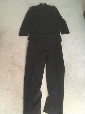 Hugo Boss Black Three Buttons Suit Size 40R