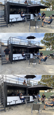 Converted Shipping Container - BAR / restaurant /Coffee Shop 20ft available