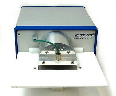 TEWS Microwave Moisture Sensor for Film & Paper Analyzer Compare Mettler Toledo