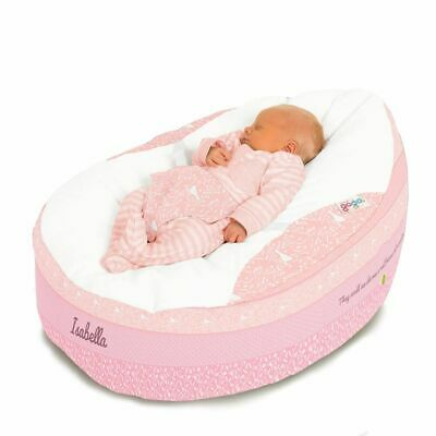 Gaga™ Princess & the Pea Baby Beanbag - Washable, Filled - Personalise With Name