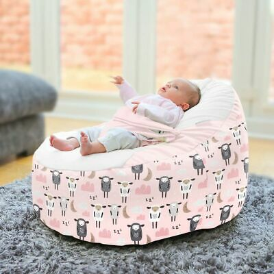 Gaga™+ Baa Baa Baby to Junior Beanbag - Washable, Filled - Personalise With Name