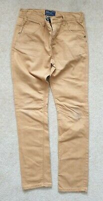 Boys Next Tan Skinny Jeans Age 14 Years