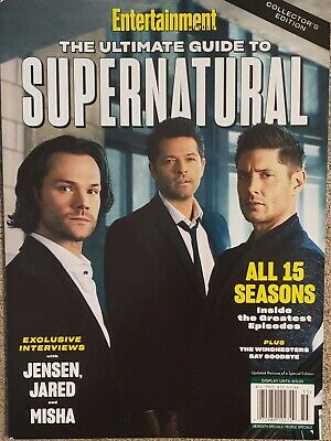 Supernatural- Entertainment Weekly Special Ultimate Guide To Supernatural 2020