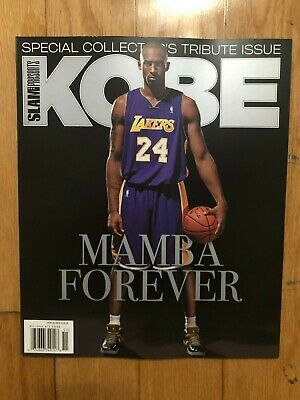 Slam Presents Special Collector's Issue 2020, Kobe Mamba Forever