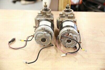 Permobil C500 Left/Right Drive Motor & Gearbox Replacement Assembly   MBT110XVS