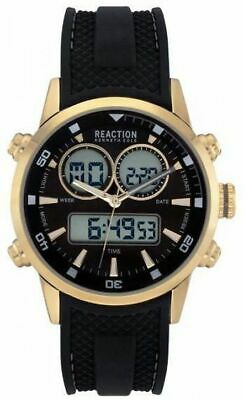 Men's Kenneth Cole Reaction Silicone Band Watch RK50971008