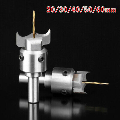 Buckle Beads Wood Ball Milling Cutter Router Drill Bit Woodworking Hand Tools