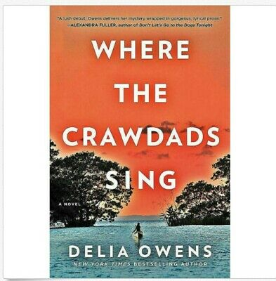 Where the Crawdads Sing🔥Delia Owens 🔥P-D-F📥 🔥 FastShipping 🔥
