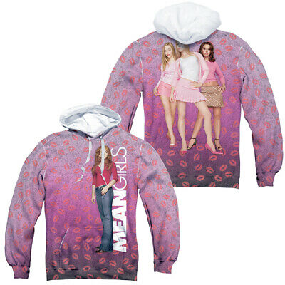 """Mean Girls """"Poster"""" Dye Sublimation Hoodie or Long Sleeve T-Shirt"""