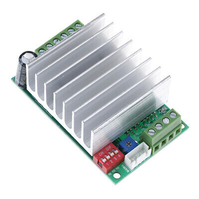 TB6600 4.5A Stepping Motor Drive Stepper Motor Board Single Axis Controller New