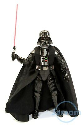 """Star Wars Authentic Black Series 6"""" Inch #43 RO Darth Vader Loose Complete"""