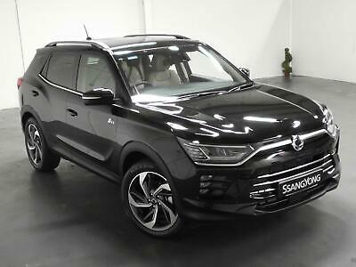 2019 SsangYong Korando 1.5 Ultimate Auto (s/s) 5dr