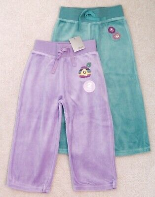 Bnwt Baby Girls Next Joggers 18-24 Mths 1-2 Yrs New Jog Pants Tracksuit Bottoms