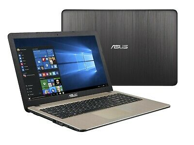"Notebook Asus X540MA-GQ791 15.6"" 4+256GB SSD Computer Portatile Intel FreeDos"