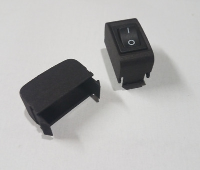 VS30 Sprinter 2019-20 Dash switch adapter w/switch for Inner Straight Positions