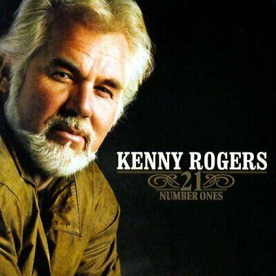 Kenny Rogers : 21 Number Ones (CD)