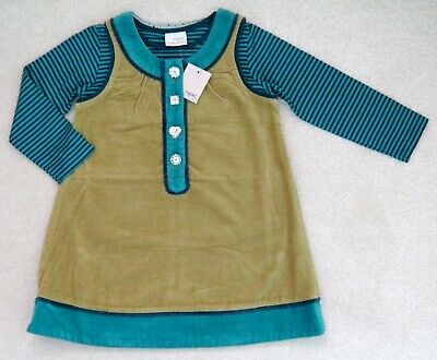 Bnwt Baby Girls Next Top & Dress 18-24 Mths 1-2 Yrs New Party Wedding Holiday