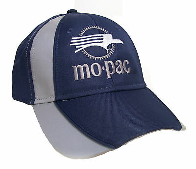 Missouri Pacific Lines Buzzsaw Railroad Embroidered Cap Hat #40-0060 LOGO CHOICE