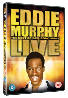 Saturday Night Live: Eddie Murphy (UK IMPORT) DVD [REGION 2] NEW