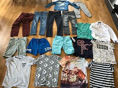 Boys clothes age 9-10 years excellent condition next M&S H&M