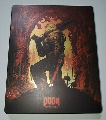 DOOM Eternal Collector's Edition Steelbook *NO GAME*