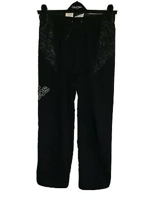 Boys ADIDAS Climalite Tracksuit Bottoms Age 11-12 Years