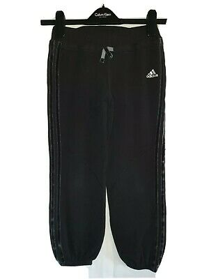 Boys ADIDAS Tracksuit Bottoms Age 7-8 Years