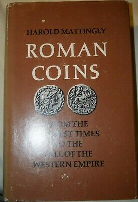 Roman Coins From the Earliest Times to the Fall of the Western Empire, 1977