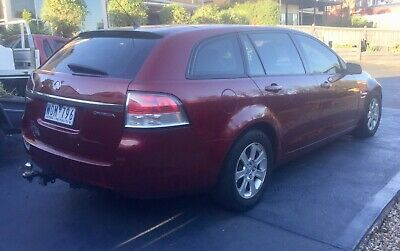 Holden 08 Commodore Ve Wagon. Roadworthy & Registered Ready To Go