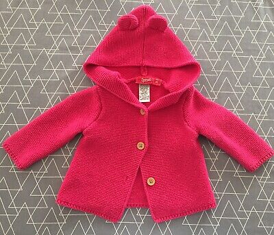 Sprout Size 00 Baby Girls Cardigan Jacket