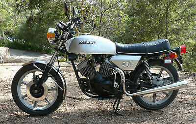 MOTO MORINI 3 1/2 STRADA 1979 - Very Nice Original Classic..Now $10,250