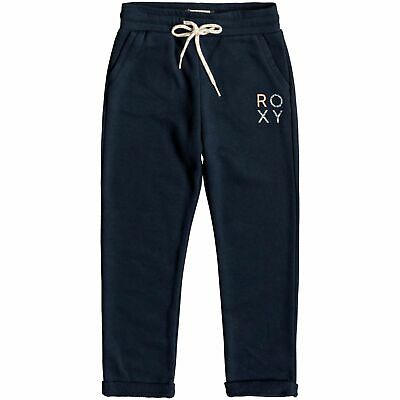 ROXY Let Her Song B | Joggers for Girls | Dress Blues - Age 3