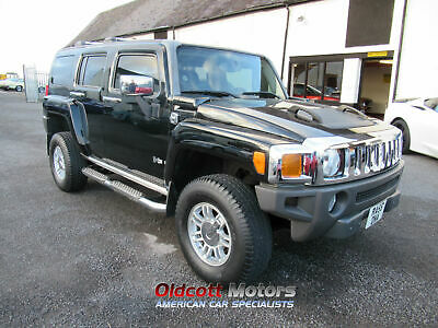 2006 Hummer H3 4.4 Auto 3.5 Litre 50,000 Miles With Clear Hpi & Carfax Reports