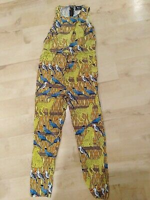 Bardot Junior Light And Trendy Summer Jumpsuit For Girl Size 7, Worn Once