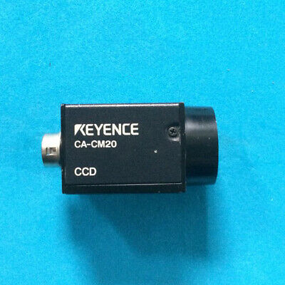 1PC used KEYENCE CCD Industrial camera Tested CA-CM20 SPOT STOCKS