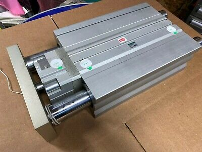 Details about  /NEW CKD STLB-L1-63125-E PNEUMATIC GUIDE SLIDE CYLINDER Fast Shipping