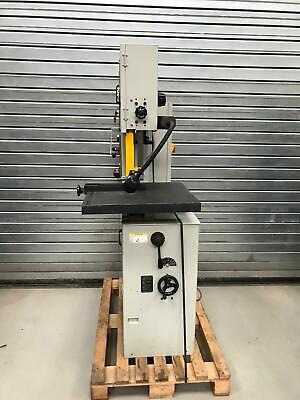 Fuho Vbs 1610 Vertical Bandsaw 3 Phase